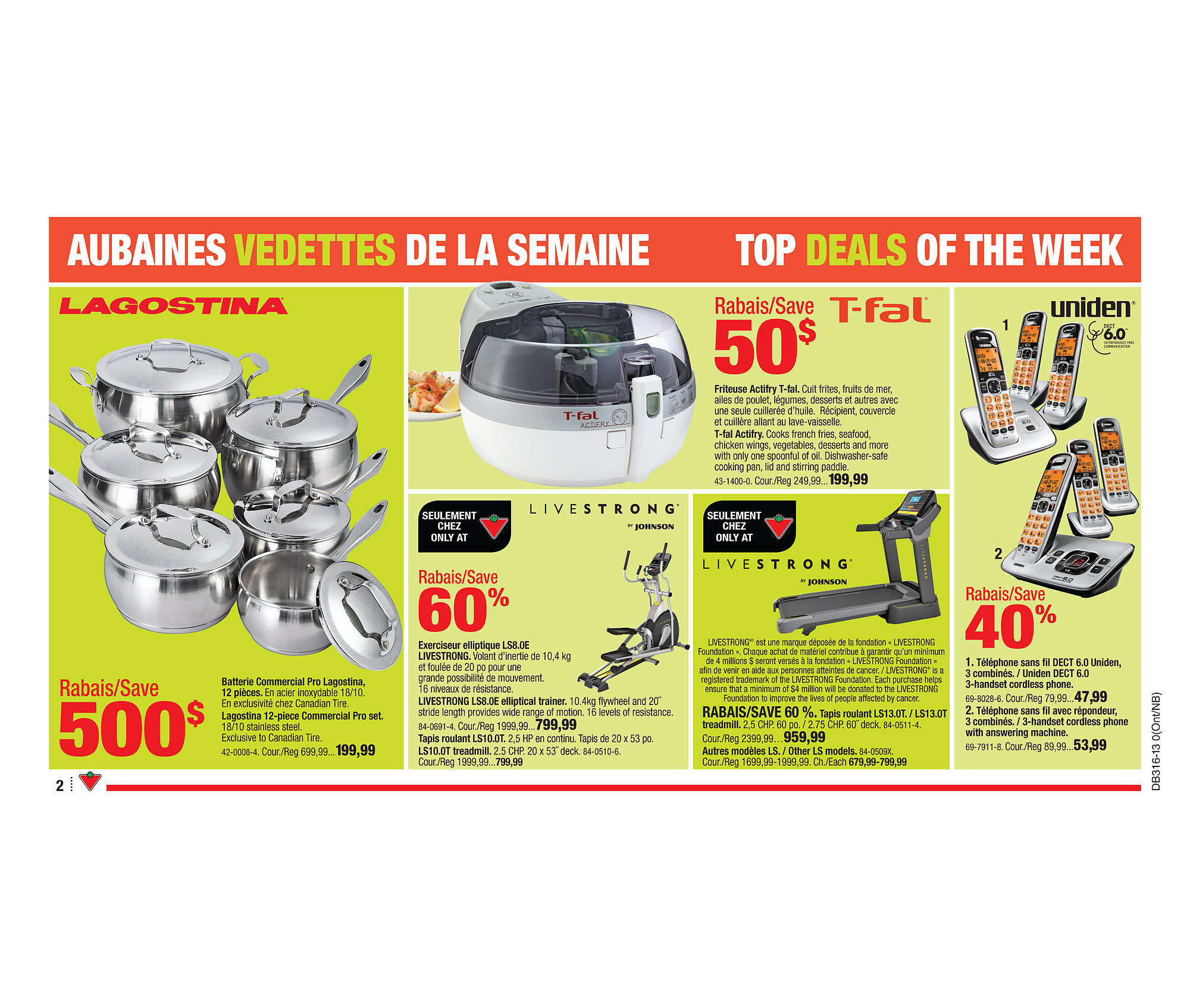 Canadian Tire Weekly Flyer Weekly Flyer Apr 11 18