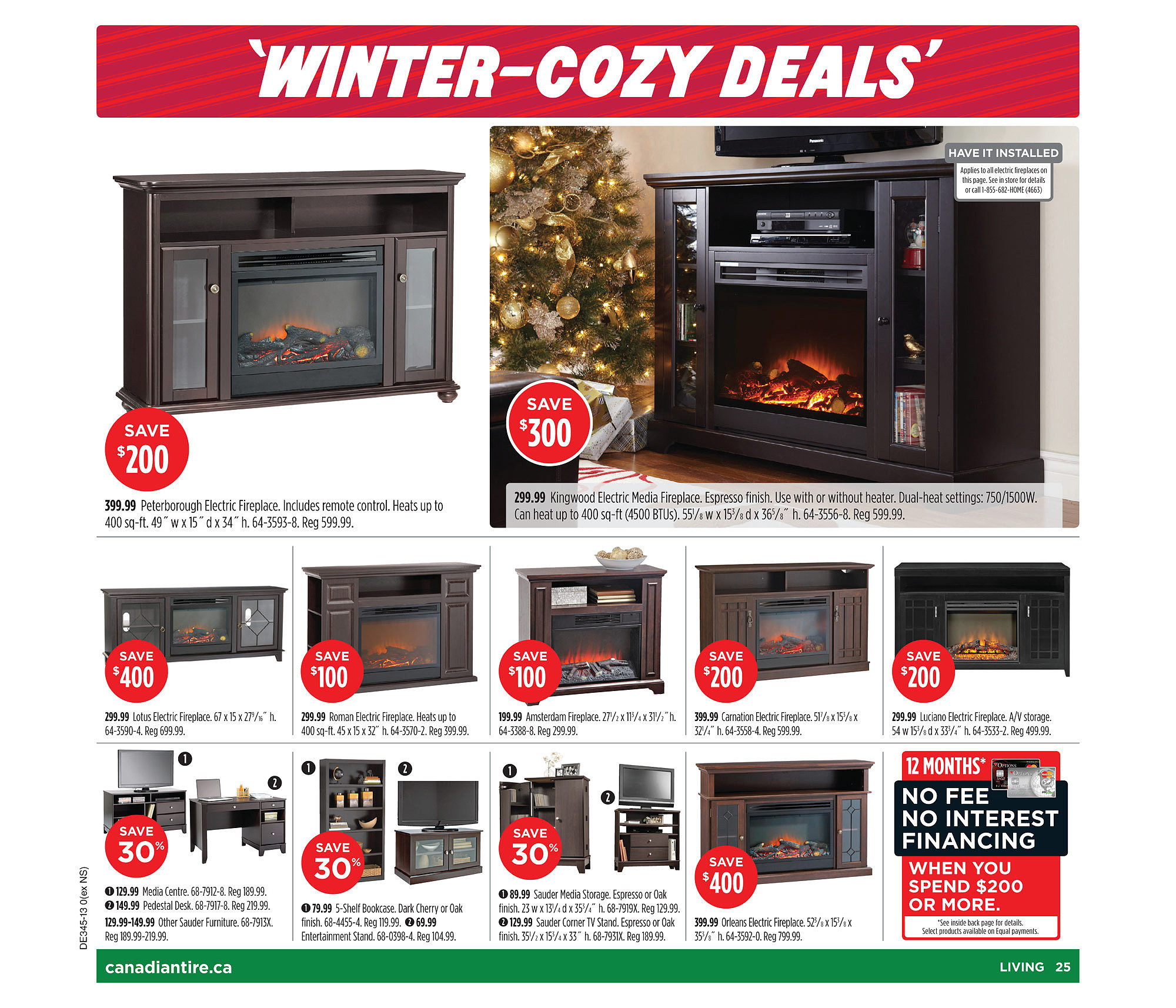 Canadian Tire Weekly Flyer Oct 31 Nov 7 Noma Baseboard Heater Wiring