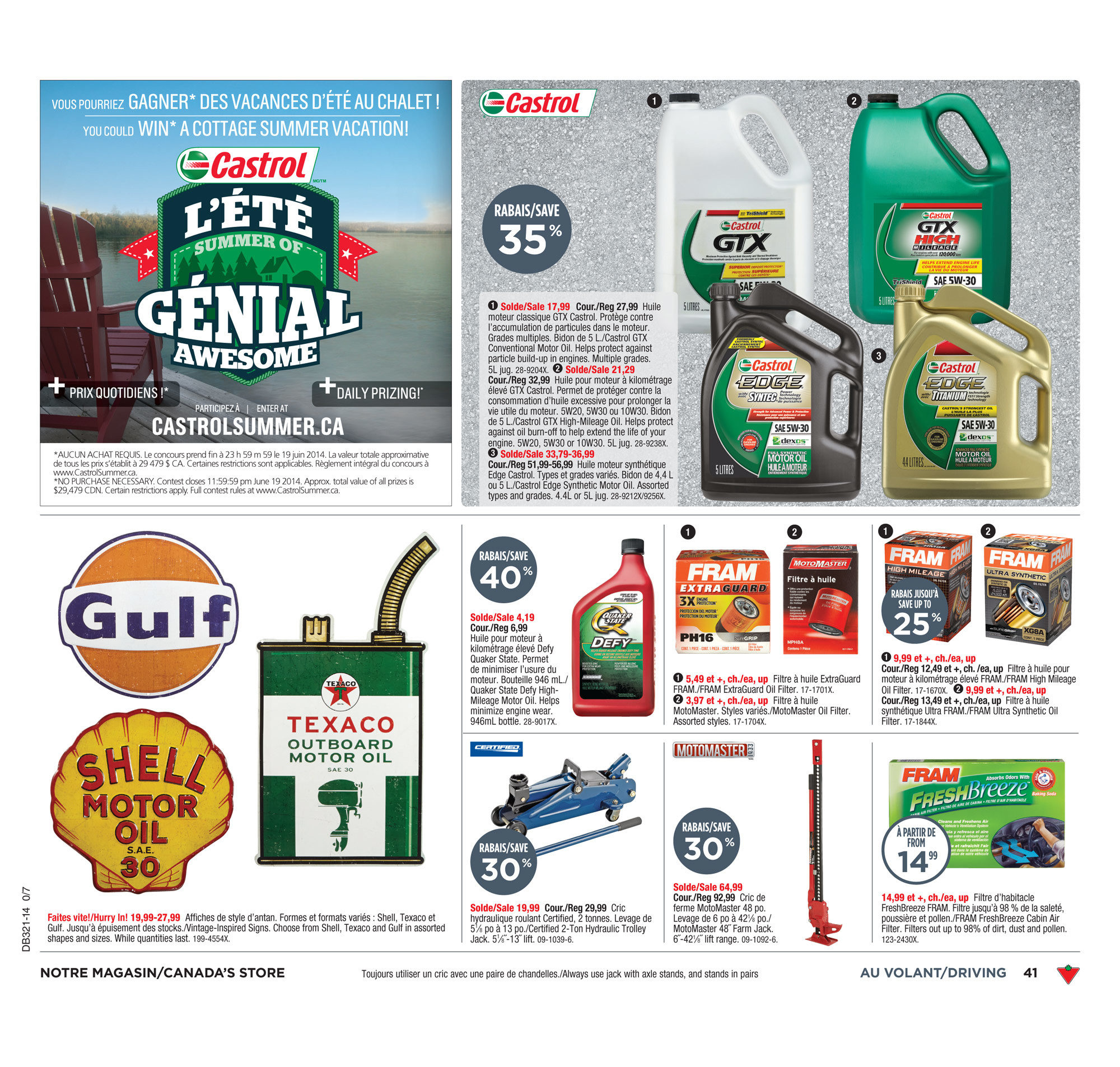 Canadian Tire Weekly Flyer - Weekly Flyer - May 16 – 22