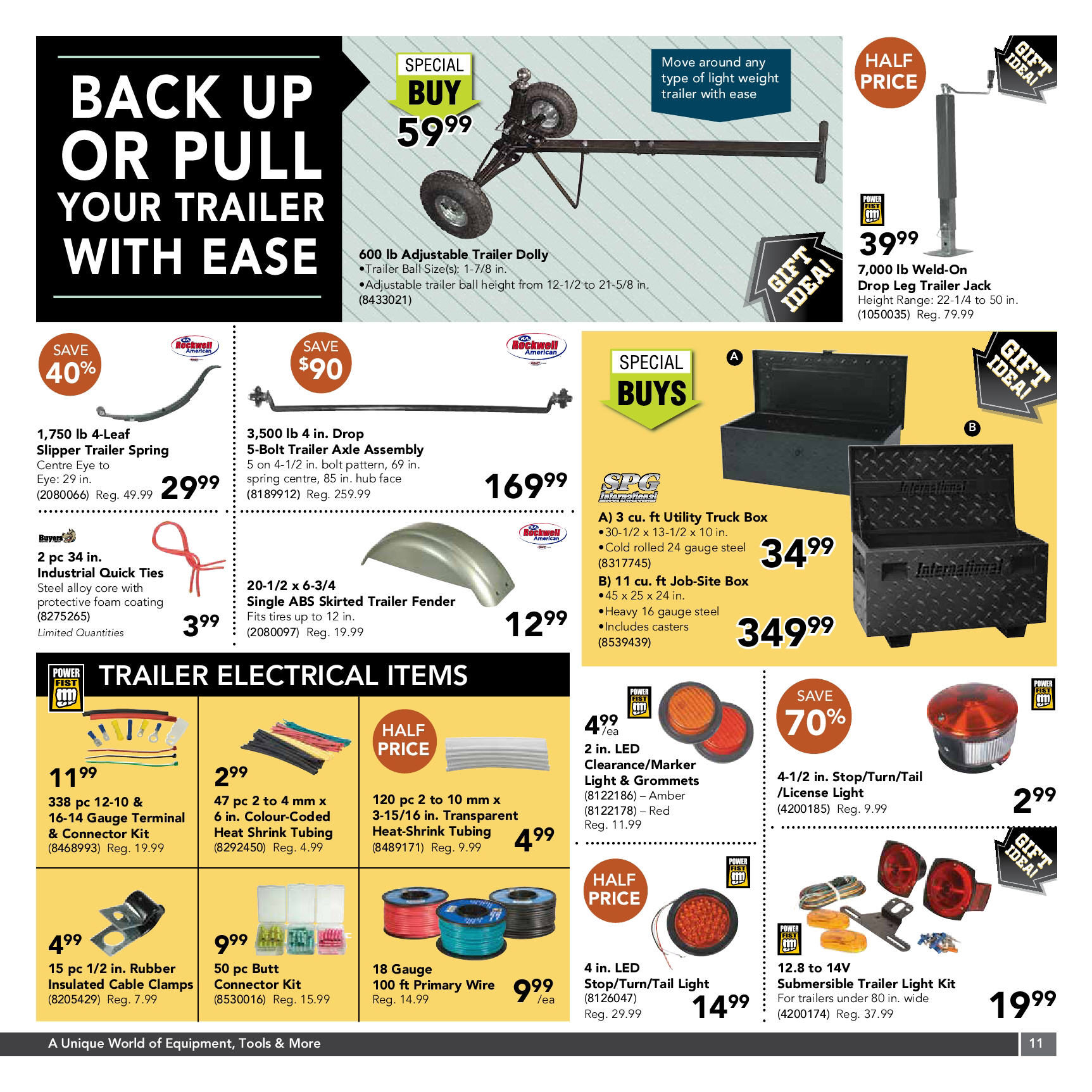 Princess Auto Weekly Flyer Fathers Day Savings Jun 10 Cat6 Structured Wiring With Two Panel Box Redflagdealscom Forums 22
