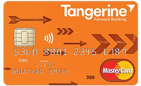 Tangerine Money-Back Credit Card