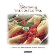 "Costco: Free PDF of ""Entertaining The Costco Way"", 270-Page Recipe Book"
