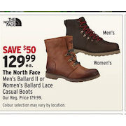 07699d7de Atmosphere: The North Face Women's Ballard Lace Casual Boots Or The ...