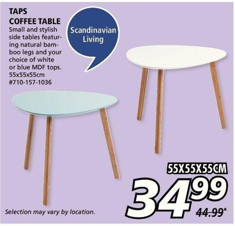Side Table Jysk.Jysk Taps Coffee Table Redflagdeals Com