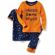 """i Need Some Space"" 3-piece Sleep Set For Toddler & Baby - $19.50 ($5.44 Off)"