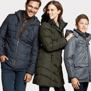 Hudson's Bay: Take 40% Off Select Outerwear for Men, Women, and Kids!