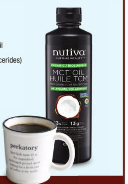 Bulk Barn: Nutiva Orgainc MCT Oil From Coconut - RedFlagDeals com