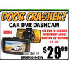 Car DVD Dashcam - $29.99