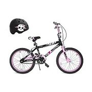 Avigo Rock N Roll Gurl Bike with Helmet - 20 inch - $53.97