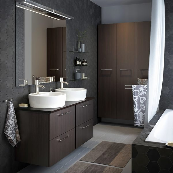 Ikea Bathroom Event 15 Off All Cabinets Faucets Mirrors Sinks And Storage Redflagdeals