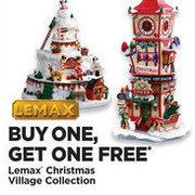 Lemax Christmas Village Michaels.Michaels Lemax Christmas Village Collection Redflagdeals Com