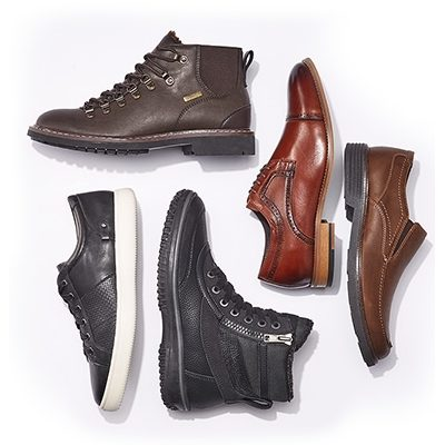 efb75b518216 The Bay Hudson s Bay One Day Sale  Take 50% Off Select Men s Boots   Shoes  Take 50% Off Select Men s Boots   Shoes!