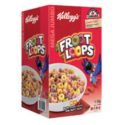Kellogg's Froot Loops Cereal - $2.00 off