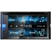 "Jvc 6.2"" Multimedia /DVD Receiver - $198.00 ($180.00 off)"