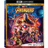 Avengers: Infinity War Cinematic Universe Edition (English) (4K Ultra HD) (Blu-ray Combo) - $24.99