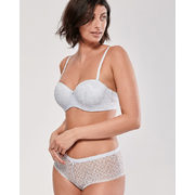 Lightly Lined Memory Foam Strapless Bra - $44.99 ($9.96 Off)