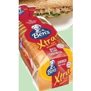 Ben's Xtra Soft Bread - $2.00
