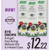 A.Vogel Eye Drops - $12.22 ($2.07 off)