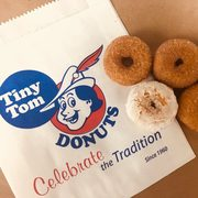 CNE 2019 Food Building Coupons: 48 Tiny Tom Donuts for $20, BOGO 50% Off Yogen Früz, $2 Off Any Premium Chimney Cone + More