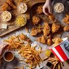 KFC Coupons: 2 Can Dine Double Tender Sandwich Meals $10, Big Crunch Meal for 1 $8, 5 for $5 Chicken with Fries Meal + More