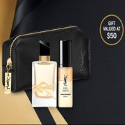Yves St Laurent Beauty: Gift with Purchase @ $150+