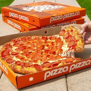 Pizza Pizza: 50% Off Regular Price Pizzas on October 8