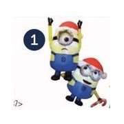 Inflatable Hanging Minions - $89.00 ($20.00 off)