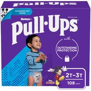 Huggies Econo Pull-Ups Or Pampers Giant Easy Ups Training Pants  - $29.97 ($8.00 off)