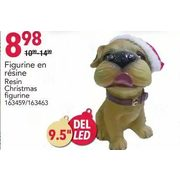 Christmas Figurine - $8.98