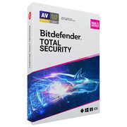 Bitdefender Total Security Bonus Edition (PC/Android/iOS) - 5 User - 3 Year - $49.99 ($110.00 off)